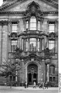Berliner KriminalgerichtQuelle: Bundesarchiv/J. Thum B 145-F088483-0001