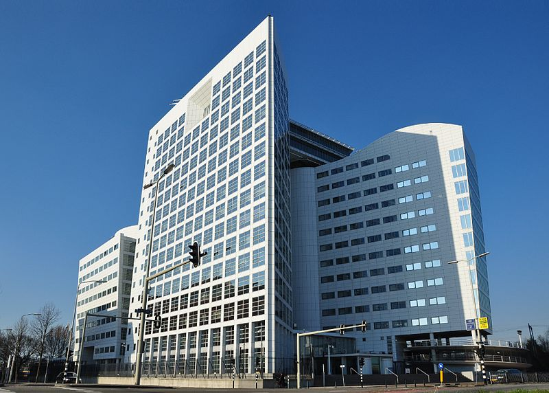 International Criminal Court - Strafanwendungsrecht